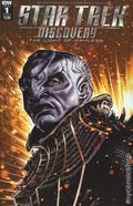 Star Trek Discovery The Light of Kahless (2017 IDW) 1A