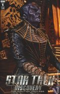 Star Trek Discovery The Light of Kahless (2017 IDW) 1B