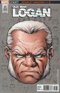 Old Man Logan (2016 Marvel) 31C