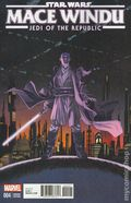 Star Wars Mace Windu (2017 Marvel) Jedi of the Republic 4B