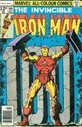 Iron Man (1968 1st Series) UK Edition 100UK