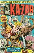 Ka-Zar (1974) UK Edition 13UK