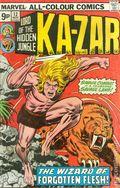 Ka-Zar (1974) UK Edition 12UK