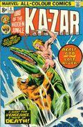 Ka-Zar (1974) UK Edition 6UK
