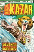 Ka-Zar (1974) UK Edition 7UK