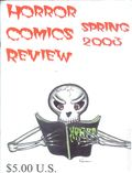 Horror Comics Review Fanzine (2003 Fanzine) 1