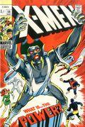 Uncanny X-Men (1963 1st Series) UK Edition 56UK