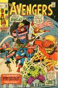 Avengers (1963 1st Series) UK Edition 88UK