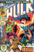 Incredible Hulk (1962-1999 1st Series) UK Edition 166UK