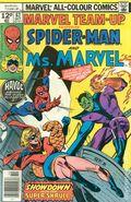 Marvel Team-Up (1972 1st Series) UK Edition 62UK
