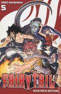 Fairy Tail TPB (2015 Kodansha) Master's Edition 5-1ST