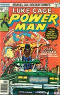 Power Man and Iron Fist (1972) UK Edition 37UK