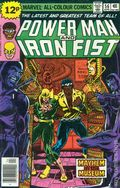 Power Man and Iron Fist (1972) UK Edition 56UK