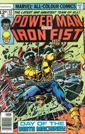Power Man and Iron Fist (1972) UK Edition 52UK