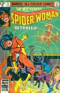 Spider-Woman (1978-1983 1st Series) UK Edition 23UK