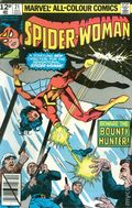 Spider-Woman (1978-1983 1st Series) UK Edition 21UK