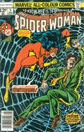 Spider-Woman (1978-1983 1st Series) UK Edition 5UK