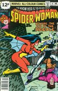 Spider-Woman (1978-1983 1st Series) UK Edition 9UK