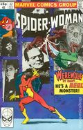 Spider-Woman (1978-1983 1st Series) UK Edition 32UK