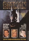 Batman Official Monthly Poster Magazine (1989) 1