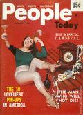 People Today (1950 Hillman Publication) Vol. 18 #1