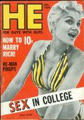 He the Magazine For Men (1953-1959 HE Publications) Vol. 2 #2