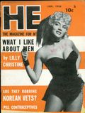 He the Magazine For Men (1953-1959 HE Publications) Vol. 1 #7