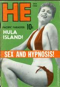 He the Magazine For Men (1953-1959 HE Publications) Vol. 2 #1