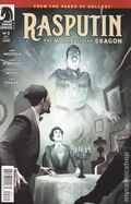Rasputin Voice of the Dragon (2017 Dark Horse) 2A