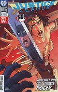 Justice League (2016) 34A