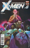 Astonishing X-Men (2017 4th Series) 6A