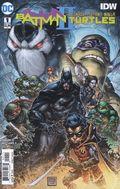 Batman Teenage Mutant Ninja Turtles II (2017 DC) 1A