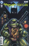 Batman Teenage Mutant Ninja Turtles II (2017 DC) 1B