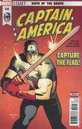 Captain America (2017 8th Series) 696A