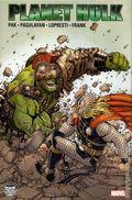 Incredible Hulk Planet Hulk HC (2007 Marvel) 1LCSD-1ST