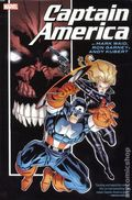 Captain America Omnibus HC (2017 Marvel) By Mark Waid and Ron Garney 1-1ST