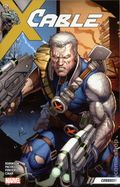 Cable TPB (2017-2018 Marvel) By Robinson, Brisson, Thompson and Nadler 1-1ST