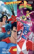 Justice League/Power Rangers HC (2017 DC/Boom Studios) 1-1ST