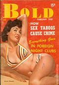 Bold Magazine (1954 Pocket Magazines) Vol. 6 #2