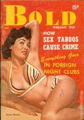 Bold Magazine (1954 Pocket Magazines) Vol. 6 #2