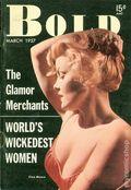 Bold Magazine (1954 Pocket Magazines) Vol. 6 #3