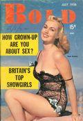 Bold Magazine (1954 Pocket Magazines) Vol. 5 #1