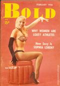 Bold Magazine (1954 Pocket Magazines) Vol. 4 #2