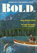 Bold Magazine (1954 Pocket Magazines) Vol. 1 #6