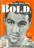 Bold Magazine (1954 Pocket Magazines) Vol. 1 #3