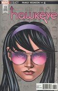 Hawkeye (2016) 13D