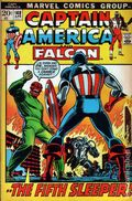 Captain America (1968 1st Series) National Diamond 148NDS