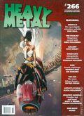 Heavy Metal Magazine (1977) 266P