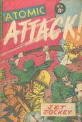 Atomic Attack (1953 Australian Edition) 4