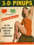 3-D Pinups (1953 Models Publishing Co) 1